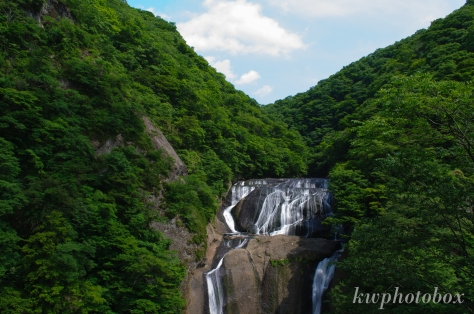 Fukuroda_waterfall 袋田の滝